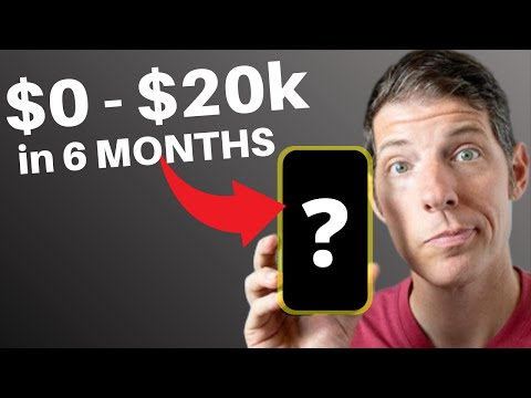 How Big Mark REALLY Went From $0 - $20k Per Month In 6 Months **PROOF**