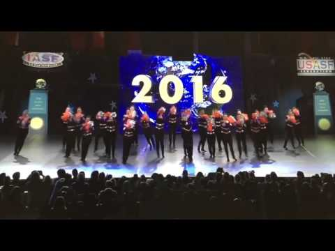 Star Performance Centre - Open Coed Pom [Dance Worlds 2016]