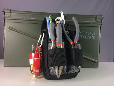 Grab & Go Compact Tool Kit: Simple Toolkit For Repairs