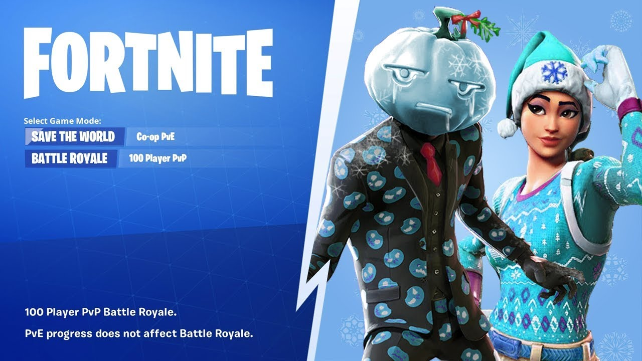 Season 7 Skins In Fortnite New Christmas Skins Fortnite Battle