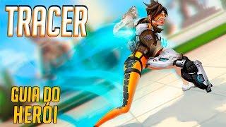 COMO JOGAR DE TRACER - GUIA DO HERÓI - Overwatch Brasil