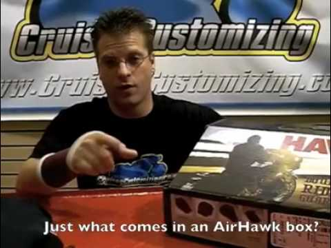 Airhawk Motorcycle Seat Finding The Perfect Fit Video Guide Tip Of The Week