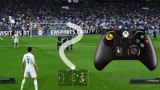 FIFA 16 KNUCKLEBALL/POWER FREEKICK TUTORIAL