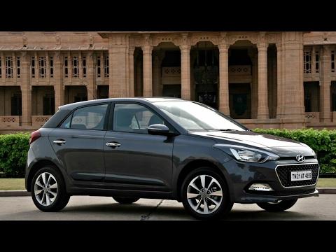 Hyundai Magna elite  i20  Review