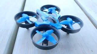 Drone Review - JJRC H36 Nano Drone