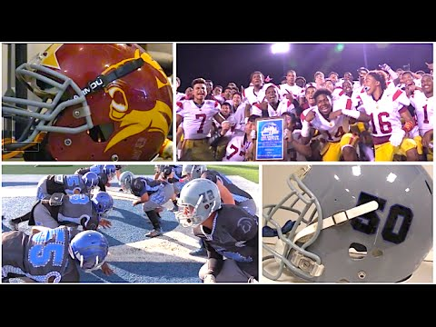 Official Highlight Mix - Fairfax vs Los Angeles - CIF City Section Div2 - Championship Game