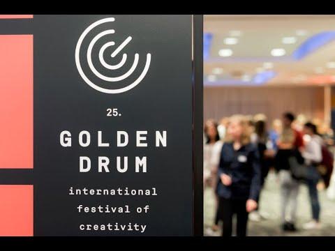 25th International Festival of Creativity Golden Drum 2018