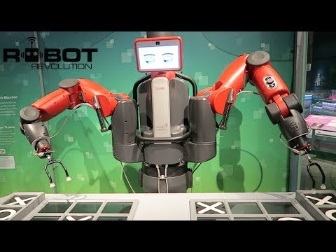 ROBOT REVOLUTION - VIP Exhibit Tour at the Museum Science and Industry  in Chicago