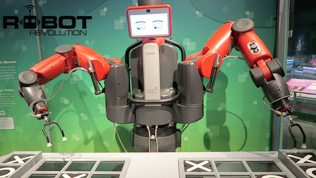 Robot Revolution Vip Exhibit Tour At The Museum Science And