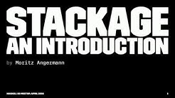Stackage: an introduction