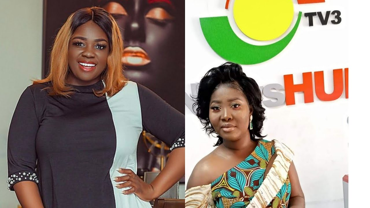 Popular Onua TV Presenter Bl@sts Tracey Boakye for doing another Live Video