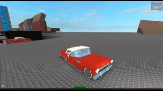 ROBLOX: Ftoob2's WIP (Cars and testing)!