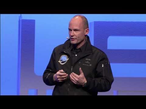 LeWeb 2010 - Dr. Bertrand Piccard, Initiator & Chairman, Solar Impulse -