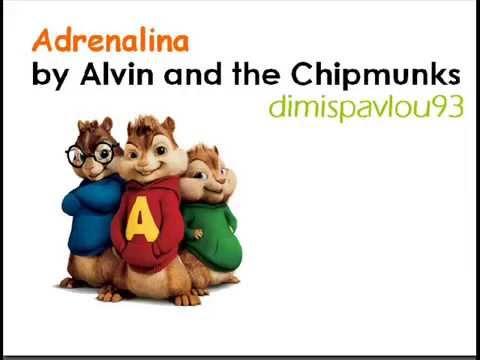 Wisin  Adrenalina ft  Jennifer Lopez, Ricky Martin Chipmunks Version