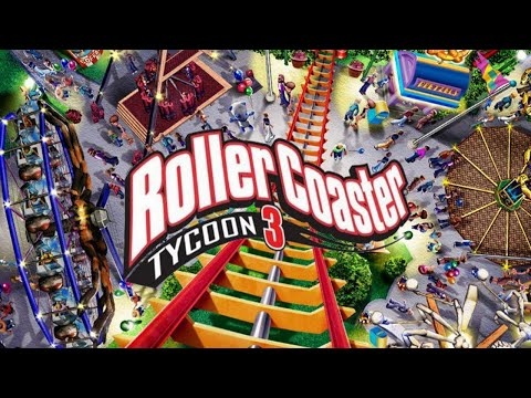 RollerCoaster Tycoon 3 Platinum Edition on the PC |