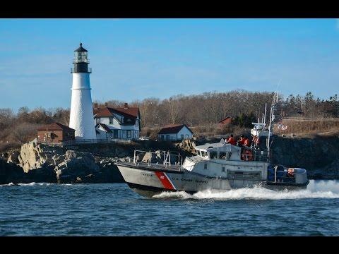 Coast Guard South Portland Maine