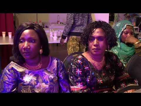 Makanfing Hambourg Journée Mali  2