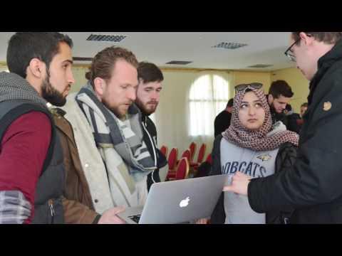 Trier Universitat's visit @AUI: the Zero Emission Model