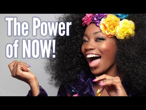The Power Of Now For Artists, Musicians & Writers