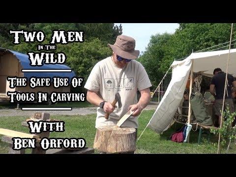 Ben Orford: Safe & Effective Spoon Carving