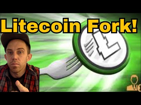 Litecoin CASH LCC HARD-FORK From Litecoin Blockchain - What You Need To Know!