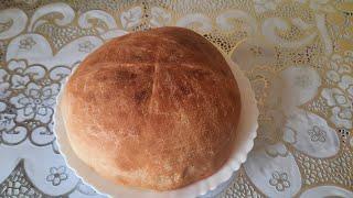 Хлеб Идеально Быстрый и Такой домашний рецепт