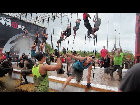 Spartan Race 2014 Miami Florida Full Race