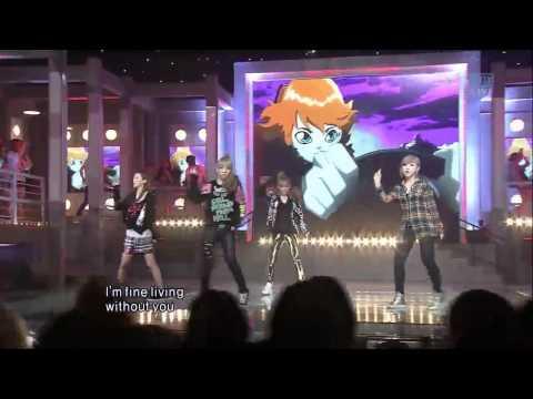 Download lagu [SBS 인기가요] 투애니원 - 헤이트유, 2ne1 - Hate you 635회 2011년8월21일 일요일 - ZingLagu.Com