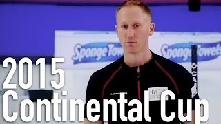 Jacobs (CAN) vs. Ulsrud (EUR) - 2015 World Financial Group Continental Cup (Draw 9)