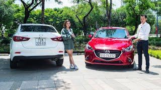 Trải nghiệm Mazda2 nâng cấp 2019 cùng MC Tuyền Tăng | Xe.tinhte.vn