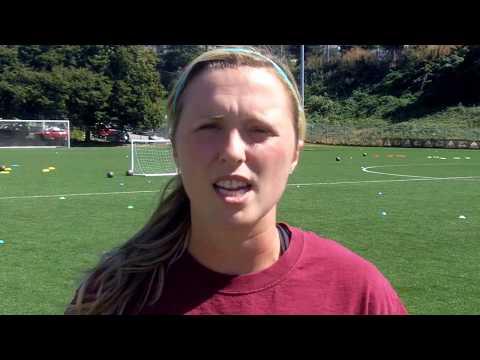 SPU WOMEN'S SOCCER: Brooke Holland (Aug. 16, 2017)