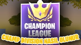 HOW TO ENTER FORTNITE CHAMPIONSHIP LEAGUE WITH JUSTILLEGAL BOT OW YEAH BABY