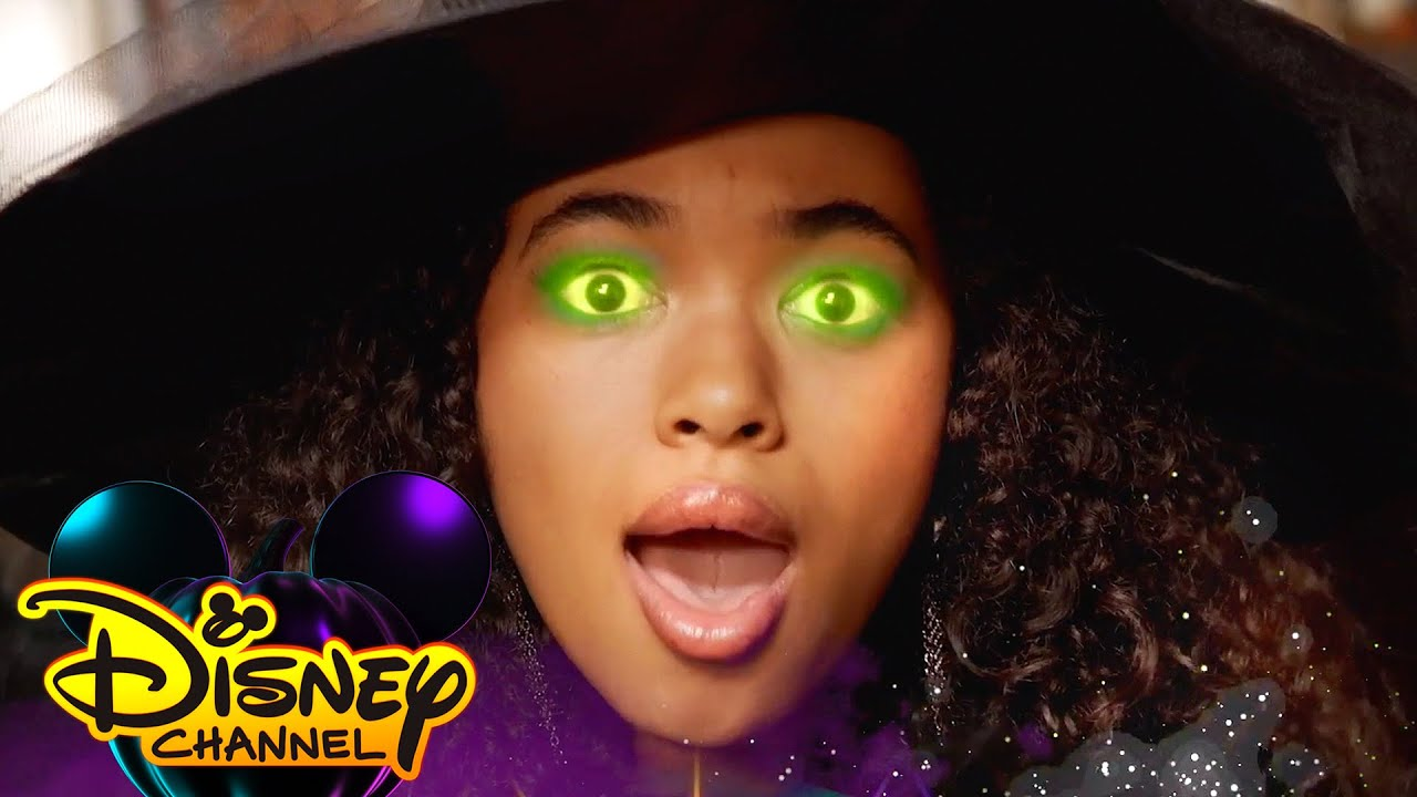 Sing-Along to Halloween House Party with Chandler Kinney 👻   Disney Channel
