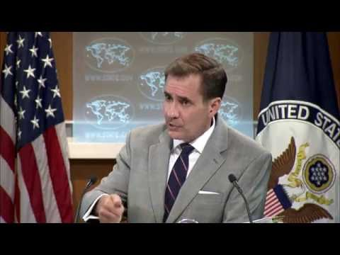 Daily Press Briefing - July 11, 2016