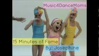 Dance Moms- 15 Minutes of Fame (I Want It) - Josephine