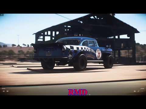 NFS Payback : Chevrolet Bel Air Derelict