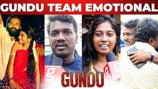 Kadaisi Gundu: Celebrities' Emotional Bytes After FDFS