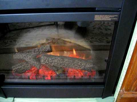 "Dimplex 23"" Electric Fireplace Insert"
