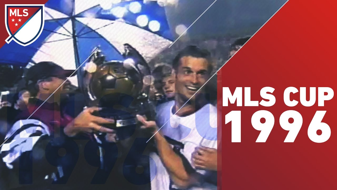 MLS Cup 1996 Highlights | LA Galaxy vs. D.C. United