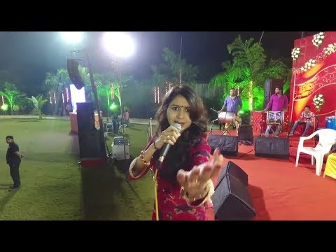 Kinjal Dave Live Nonstop Hit Garba Song Full HD Video 2017