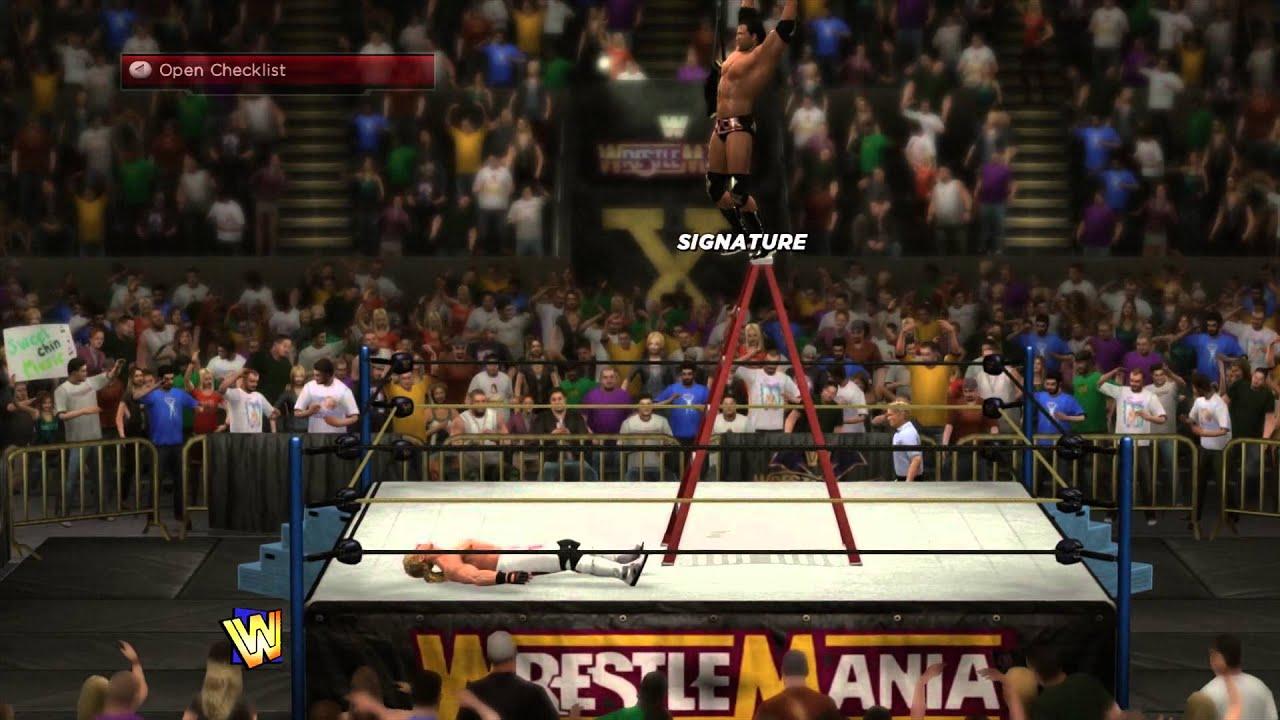 Shawn Michaels vs. Razor Ramon: WrestleMania 10 - Intercontinental ...