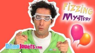 (JEU) Fizzing Mystery Sentosphère - Dèmo Jouets
