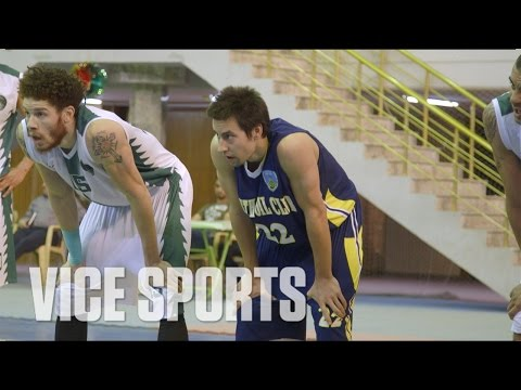 The Infamous Star of Mississippi Basketball in Iraq: ROAM