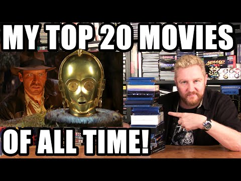 MY TOP 20 MOVIES OF ALL TIME - Happy Console Gamer