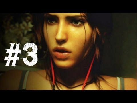 Tomb Raider Gameplay Walkthrough Part 3 - Wolves At The Door 2013