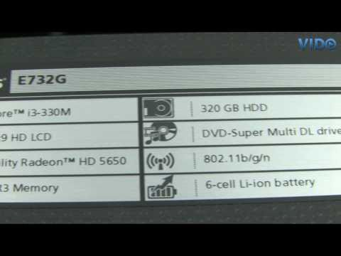 Acer EMachines E732G-333G32Mnkk