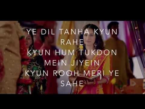 Zaroorat Song Lyrics | EK Villain HD