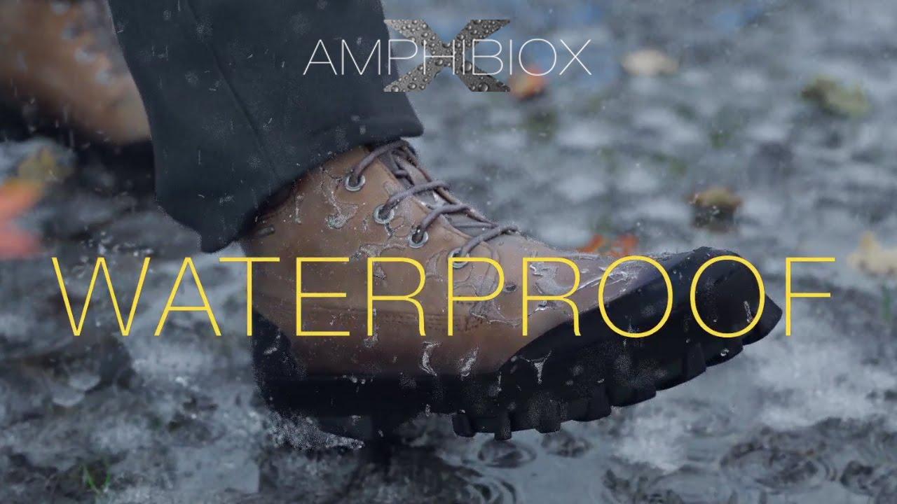 GEOX AMPHIBIOX - Yeti: Perfect for any