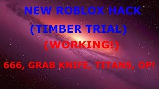 NEW ROBLOX EXPLOIT - TIMBER (TRIAL!) FULL LUA EXE. w/ GETOBJS, INFINITE YIELD, SCRIPT-PACK, & MORE!
