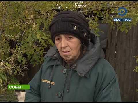 В Нижнем Ломове женщина живет на развалинах сгоревшего дома